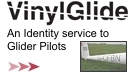 VINYL GLIDE: Indetity transfers for Glider Pilots
